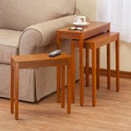 Furniture - Nesting Tables, Set of 3