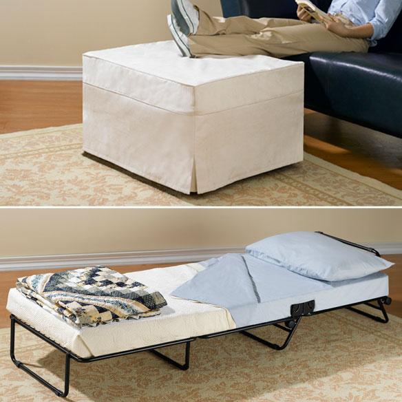 Ottoman Bed Ottoman Sleeper Bed Fold Up Sleeper Easy
