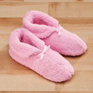 Comfort Footwear - Chenille Slippers