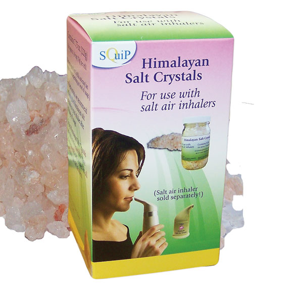 Himalayan Salt Crystal Refill - View 1