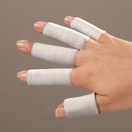 Arthritis Management - Finger Sleeves, Set of 10