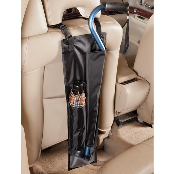 Vehicle Umbrella Or Cane Holder