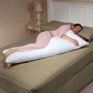 Bedding & Accessories - CoolMax® Body Pillow
