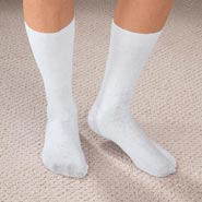 CareSox® Women's Light Weight Socks