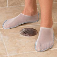 Bathroom - Shower Steps™  Slip Resistant Footwear