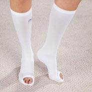New - LifeSpan® Anti-Embolism Knee Highs