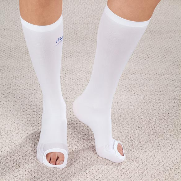 LifeSpan® Anti-Embolism Knee Highs