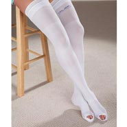 New - LifeSpan® Anti-Embolism Thigh Highs
