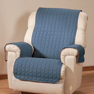 Home - Microfiber Recliner Protector by OakRidge Comforts™