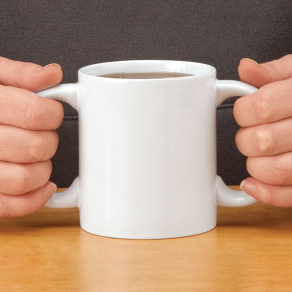Double Grip Mug