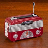 Office & Leisure - Vintage AM/FM Radio