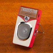 Office & Leisure - Retro Transistor Radio