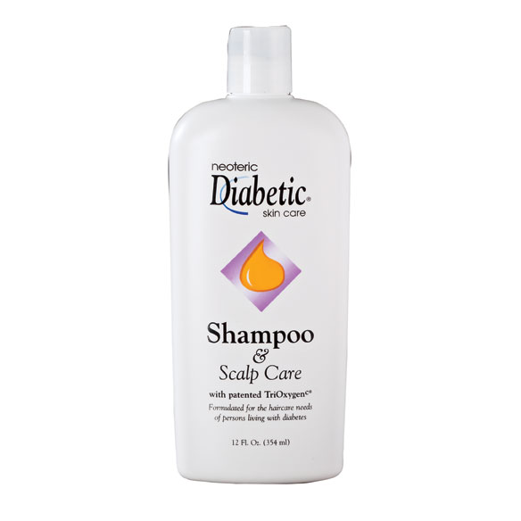 Diabetic Shampoo And Scalp Care