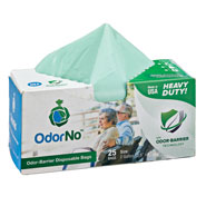 Incontinence - Odor-Barrier Bags - 2 Gallon