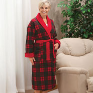 Apparel - Polar Fleece Robe