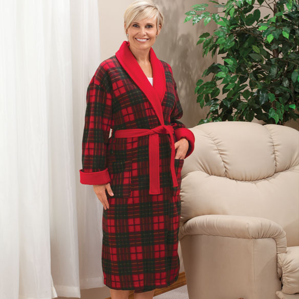 Polar Fleece Robe