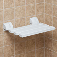 Bathroom Safety - Wall Mounted Shower Seat