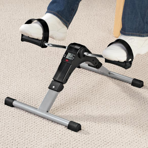 Digital Pedal Exerciser - View 1