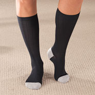 Compression Hosiery - Silver Lined Support Socks