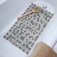Bathroom Accessories - Pebble Bath Tub Mat