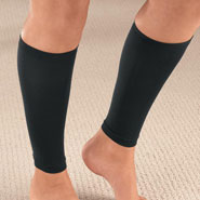 Compression Hosiery - Calf Compression Sleeves, 20-30 mmHg