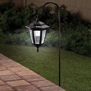 Outdoor - Solar Hanging Light