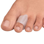 Foot Pain - Gel Toe Separator with Loop, Set of 2