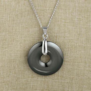 Clearance - Hematite Necklace