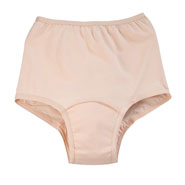 Incontinence Panties For Women - 10 Oz. Beige