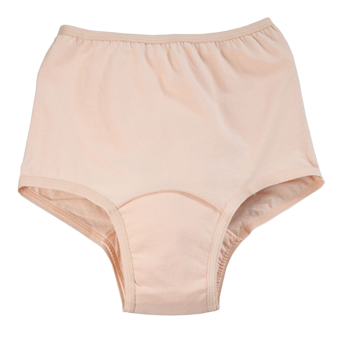 Incontinence Panties For Women - 20 Oz. Beige-348104