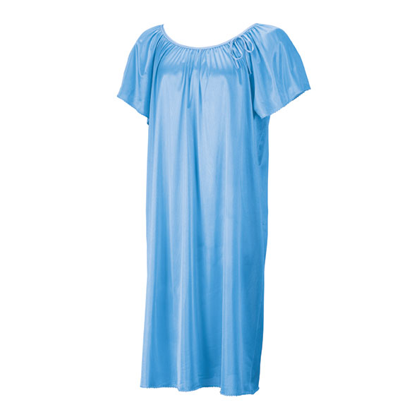 Silky Tricot Nightgown