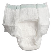 Disposable Pads - Wellness Briefs - Package