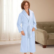 Apparel - Lightweight Fleece Robe