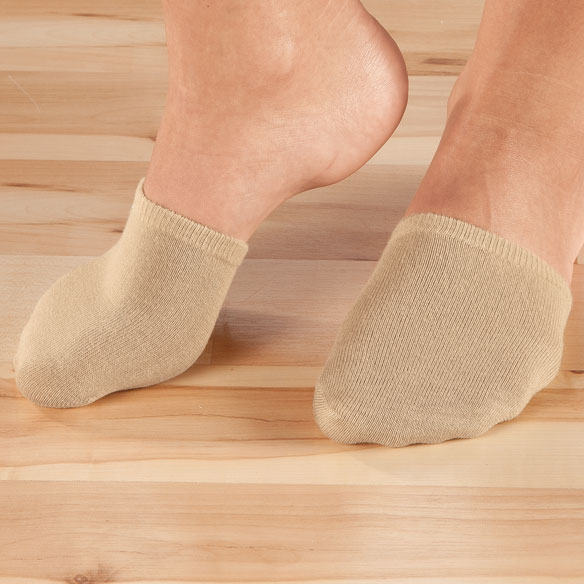 Gel Cushioned Toe Toppers