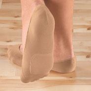 Footwear - Padded Footlets, Set of 3 Pair