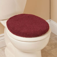 Bathroom Accessories - Sherpa Toilet Seat Lid