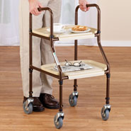 Furniture - Wheeled Trolley Cart