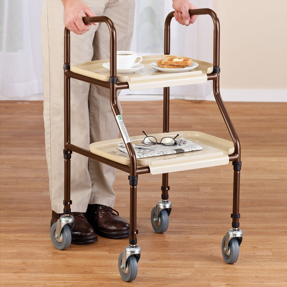 Wheeled Trolley Cart