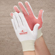 Compression Hosiery - Donning Gloves