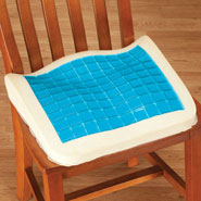 Cushions & Chair Pads - Memory Foam Gel Pad