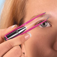 Grooming & Hair Removal - Lighted Tweezers
