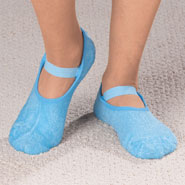 New - Moisturizing Gripper Socks