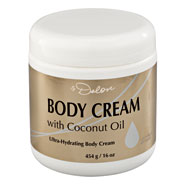 New - Coconut Oil Cream
