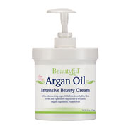 Beauty Basics - Argan Oil Intensive Beauty Cream - 16 oz.
