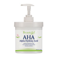 Beauty Basics - AHA Alpha Hydroxy Acid Cream, 16 Oz.