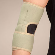 Bamboo Supports - Bamboo Elbow Support
