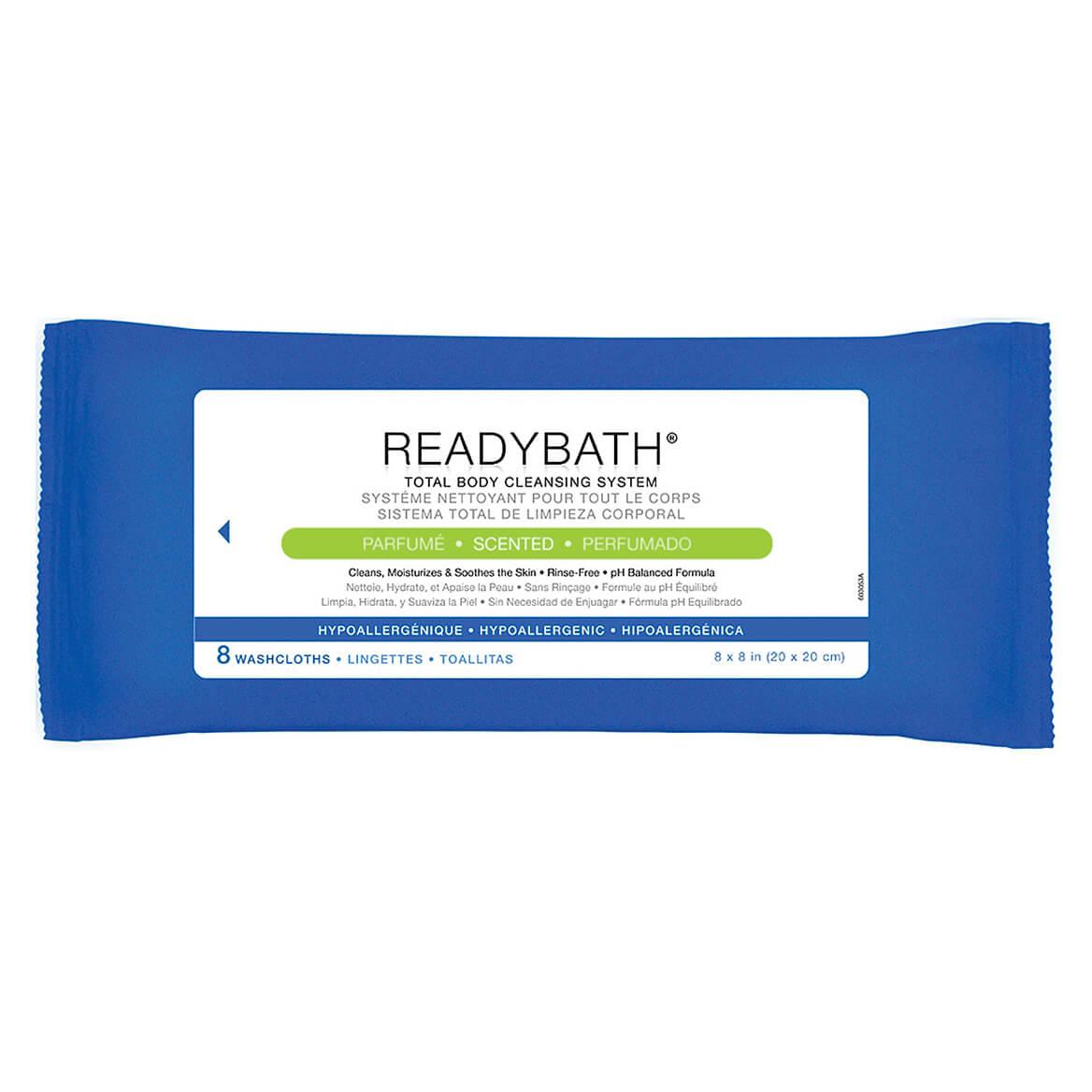 ReadyBath® Bathing Wipes-349231