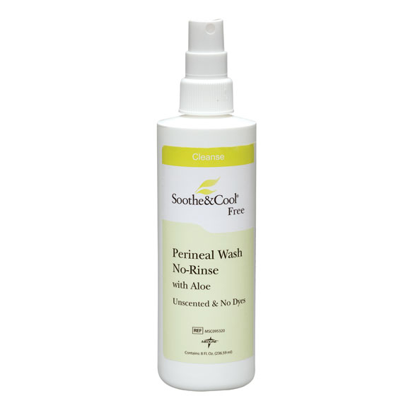 Soothe & Cool® Perineal No Rinse Wash - 8 oz.