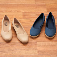 Comfort Footwear - Classic Canvas Espadrille