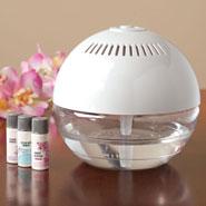 Respiratory Health - Aroma Globe Humidifier and Scent Diffuser
